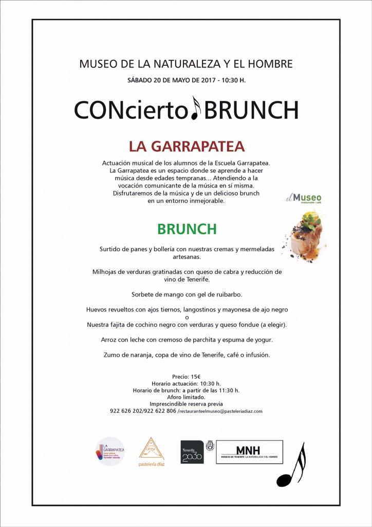 CONcierto brunch
