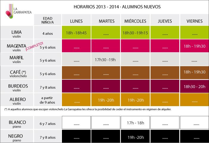 Horarios-2013-2014